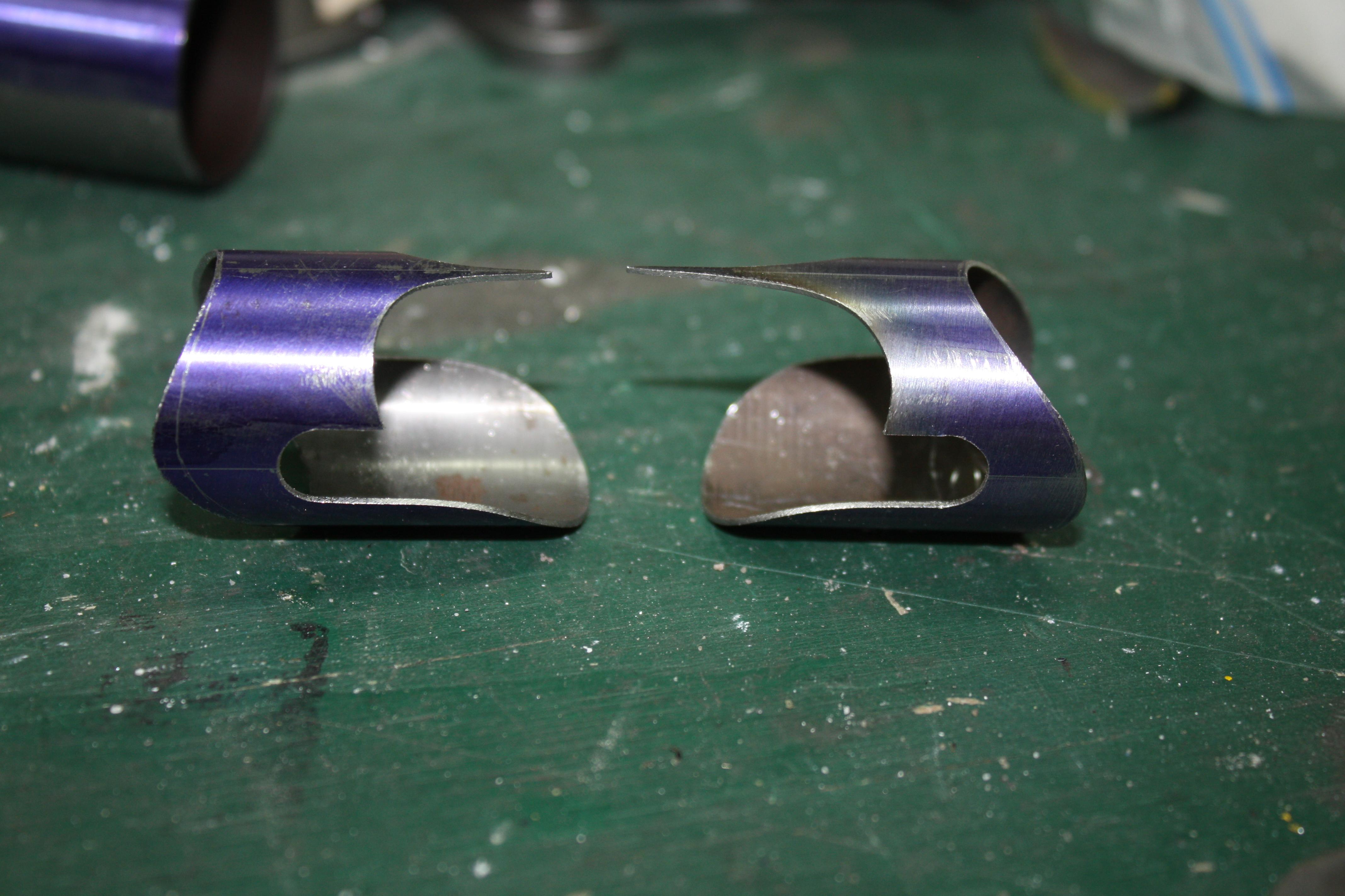 Making lugs for the next bike   Thompson Custom Bicycles